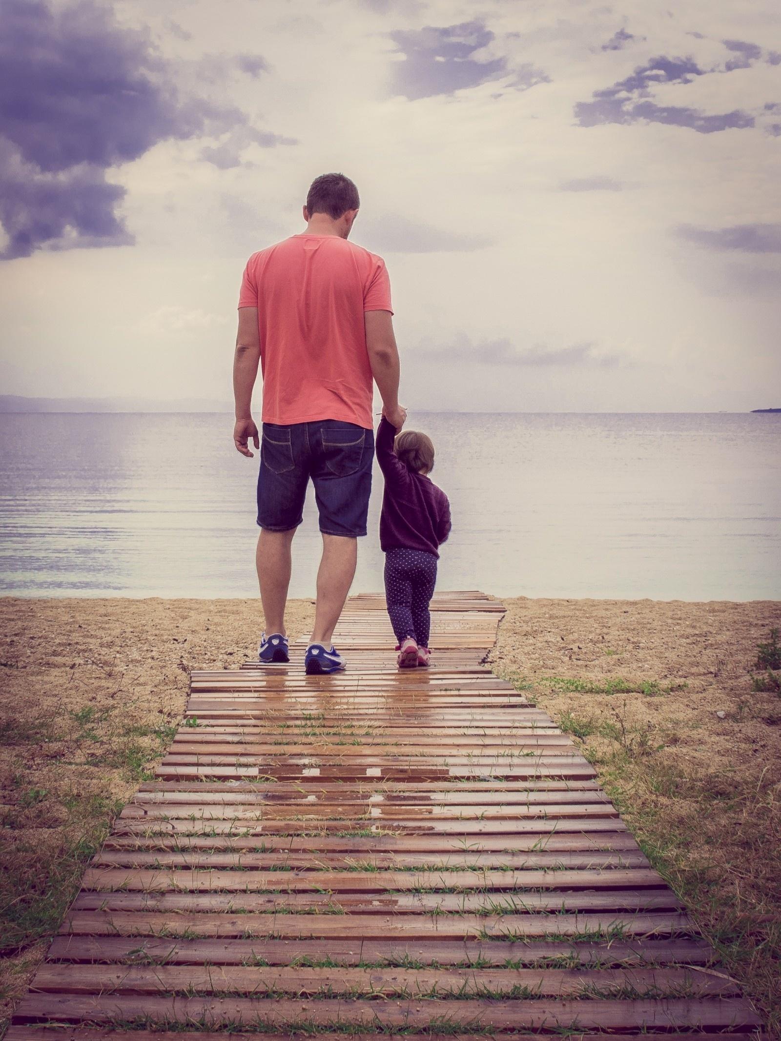 Am 25. Mai ist Vatertag