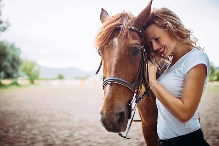 Heute ist: Ich-mag-Pferde-Tag