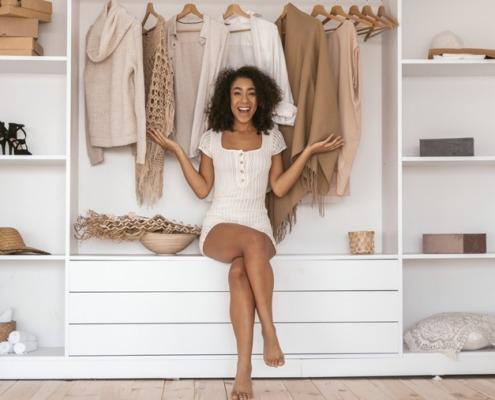 Tipps für mehr Ordnung im Kleiderschrank