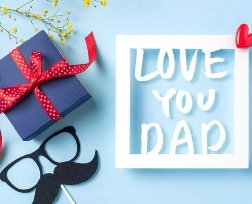 Am 13. Mai ist Vatertag!