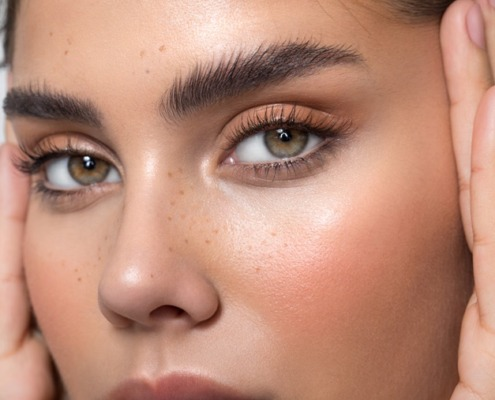 Fluffy-Brows: Beauty-Trend 2021