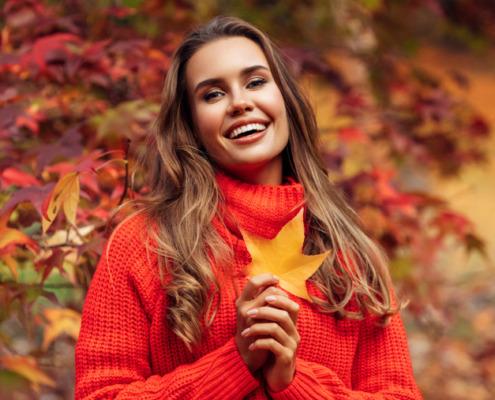 Stylish durch den Herbst
