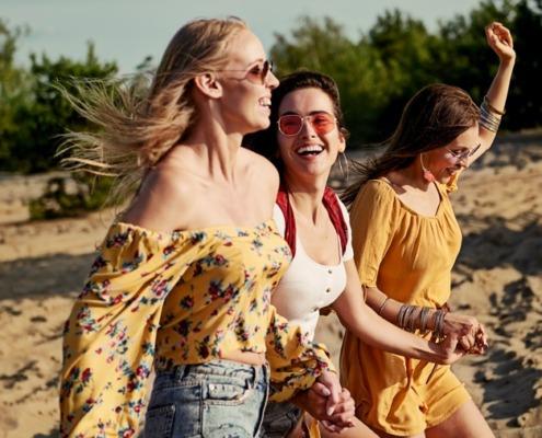 Trends zum Sommeranfang