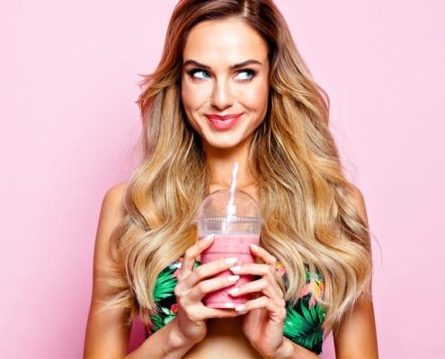 Pink Drink: Das Sommergetränk