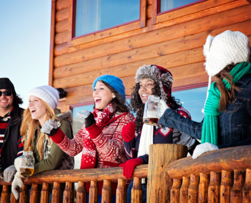 Der perfekte Schmuck zum Après Ski
