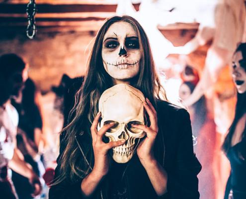 Die perfekte Halloween-Party