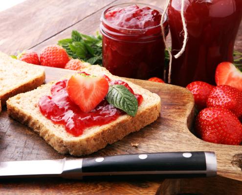 Süßes zum Verschenken: Erdbeer-Kokos-Marmelade
