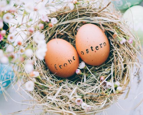 Bald ist Ostern!