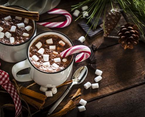 Heute ist: Tag des heißen Kakaos