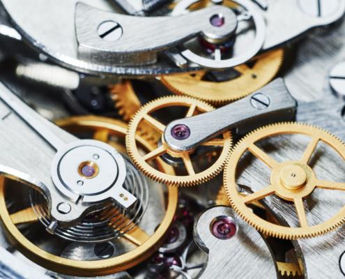 Kleine Uhrenkunde: Was ist ein Chronograph, eine Quarz- und eine Automatikuhr?