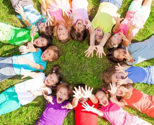 Am 20.09. ist: Weltkindertag