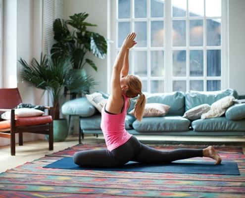Am 21.06. ist: Tag des Yogas