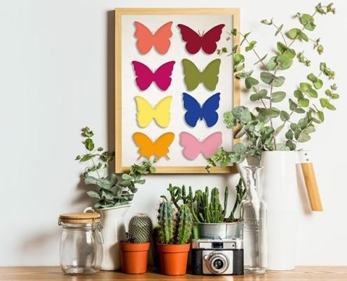 Der Frühling wird bunt! Trendfarben Frühjahr Sommer 2019