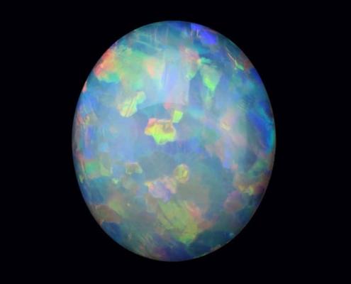Geburtssteine Oktober: Opal und Turmalin
