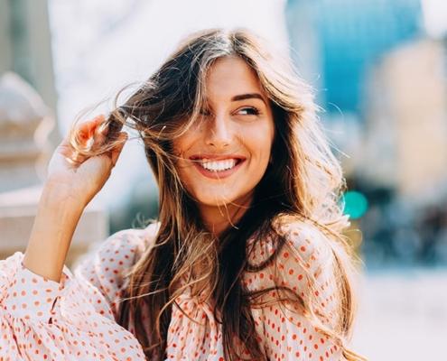 Heute ist: Tag des Lächelns