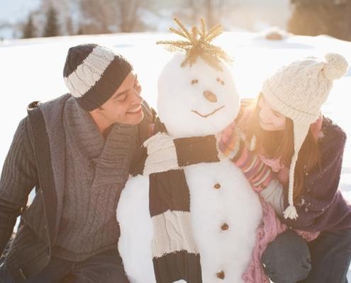 Heute ist: Welttag des Schneemannes