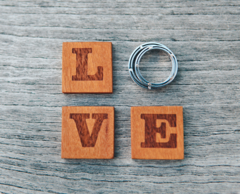 In love with...Partnerschmuck