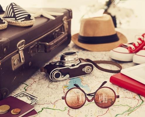Ich bin dann mal weg – Reisetrends 2019